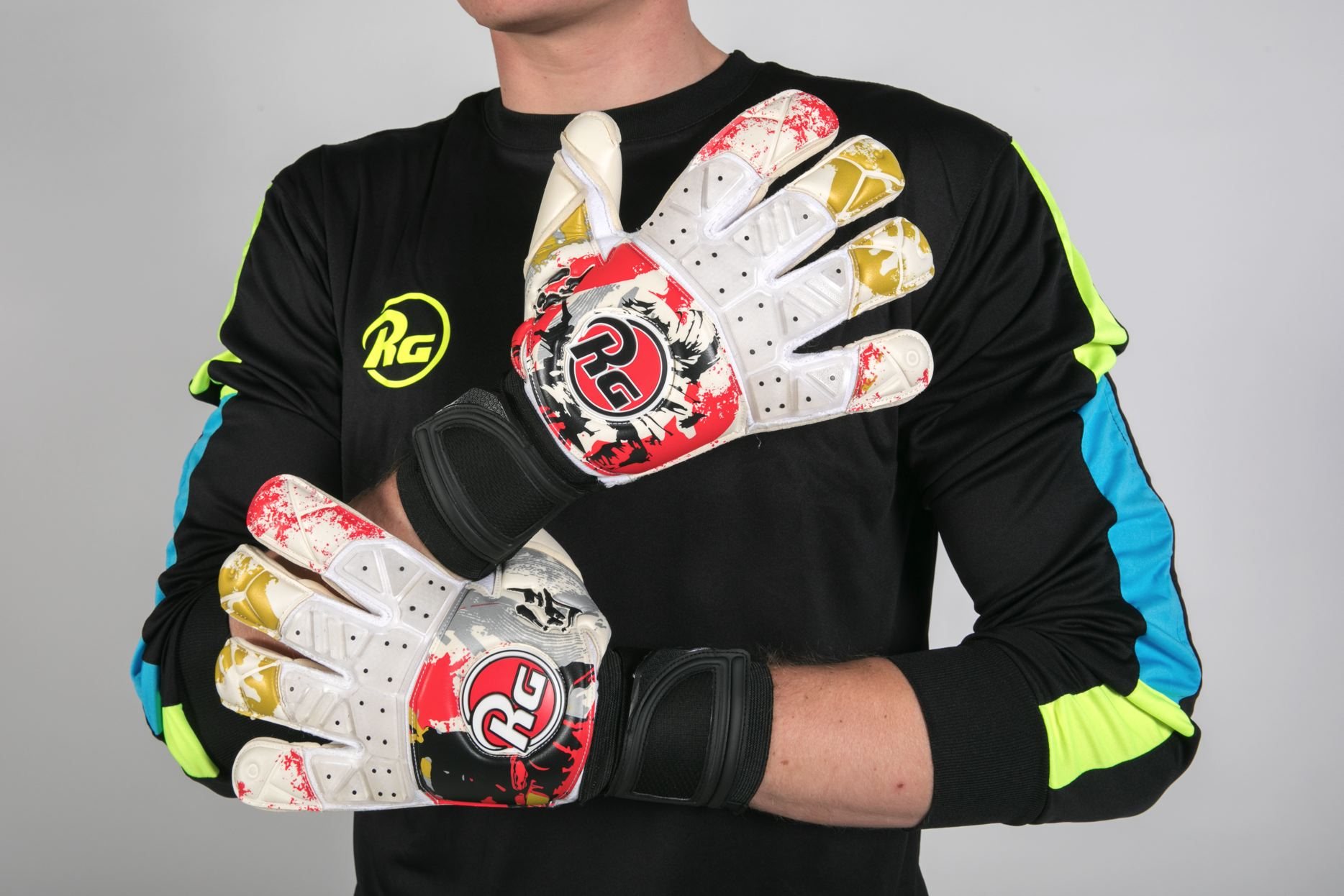 Gants de gardien de but RG SAMURAI 2019
