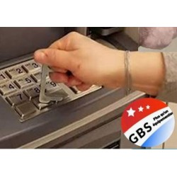 "porte clés anti bacterien ""manipulitti"""