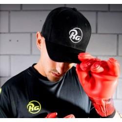 Casquette RG - RG CAPS (Noir & Argent)