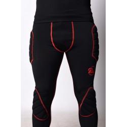 Pantalons de compression rembourrés RG