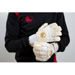 RG Snaga White Edition limitée - Gants de gardien de but
