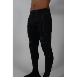 Pantalon compression rembourré RG