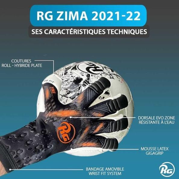 caracteristiques zima rg 2021 2022
