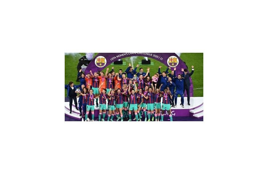 La Ligue des champions féminine sera accessible sur YouTube et DAZN !