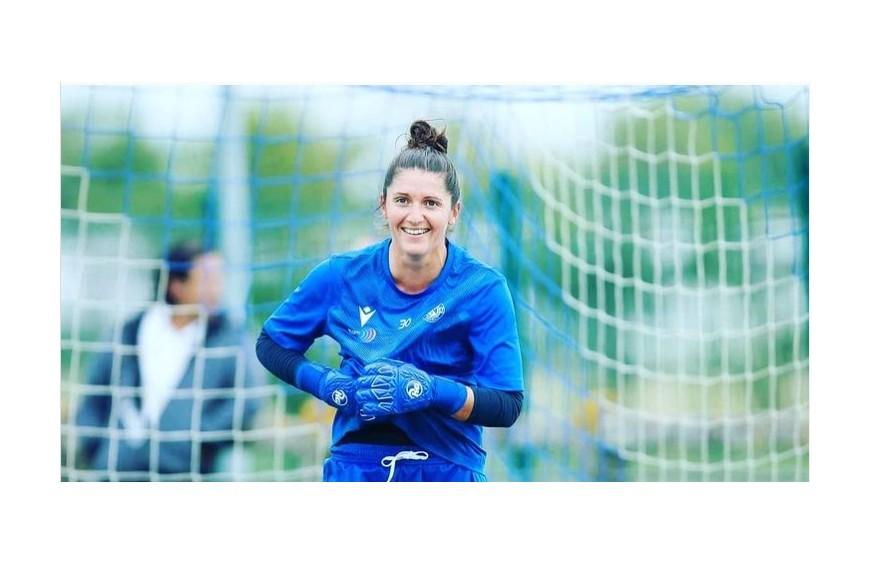 Romane Munich : la gardienne de but en D1 féminine ne jure plus que par RG Gloves!